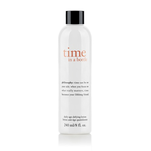 Philosophy Time In A Bottle Daily Age-Defying Lotion
