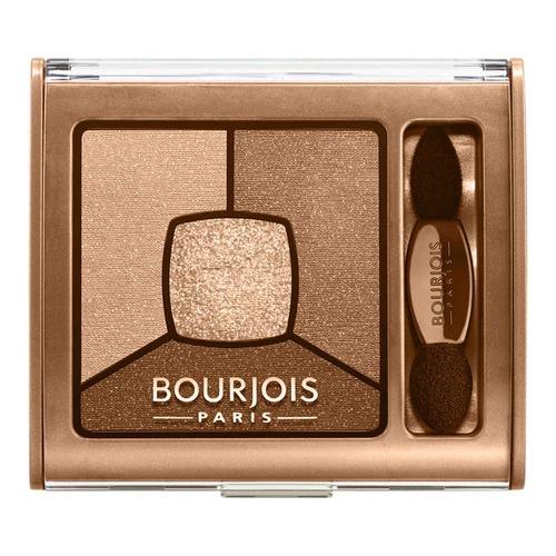 Bourjois Quad Smoky Stories Eyeshadow Palette 06 Upside Brown