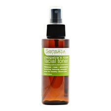 Natural Facial Toner   Cleopatra's Rose