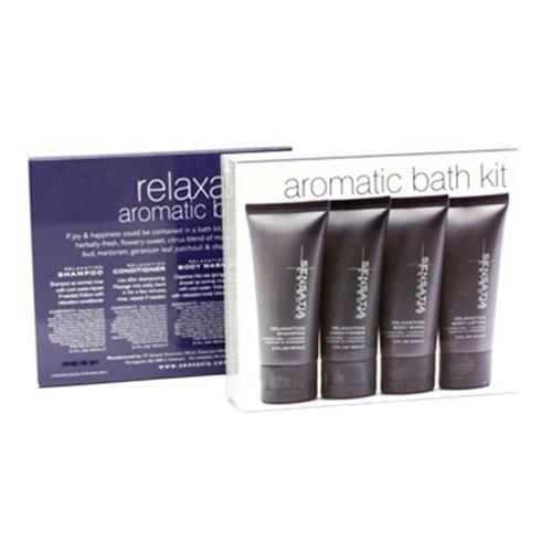 Sensatia Botanicals Aromatic Bath Kit Relaxation