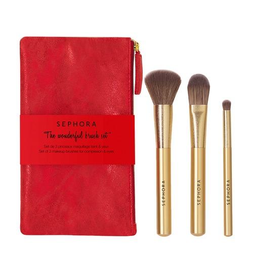 Sephora Collection The Wonderful Brush Set