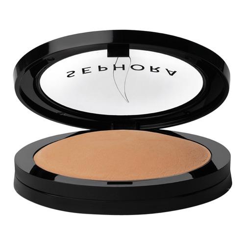 Sephora Collection Micro Smooth Baked Foundation Face Powder 40 Hazelnut
