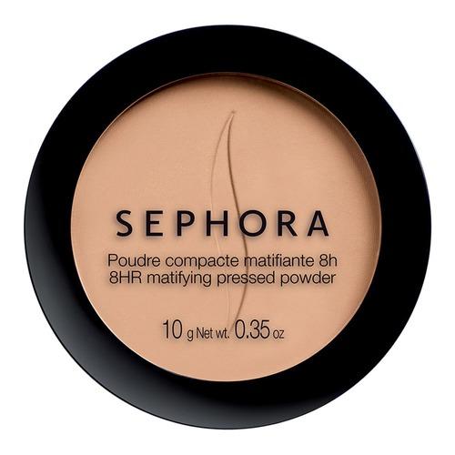 Sephora Collection 8hr Mattifying Pressed Powder 21 Petal