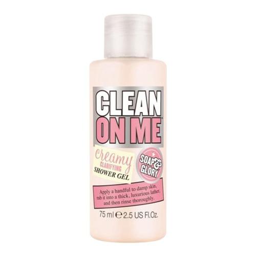 Mini Clean On Me Creamy Clarifying