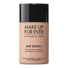 Mat Velvet + Foundation