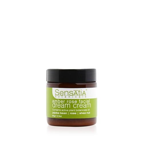 Sensatia Botanicals Natural Facial Dream Cream Amber Rose 65gr