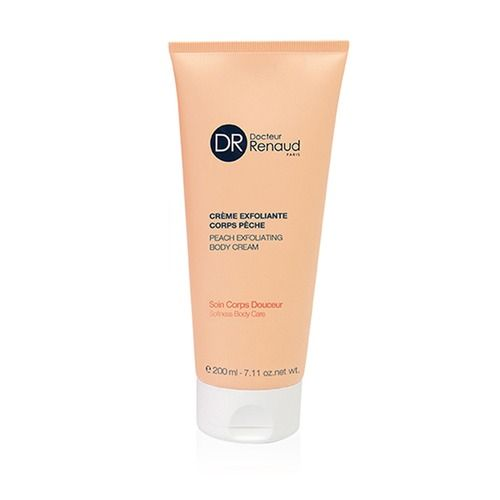 Dr. Renaud Peach Exfoliating Body Cream