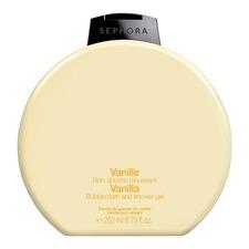 Bubble Bath Shower Gel   Vanilla