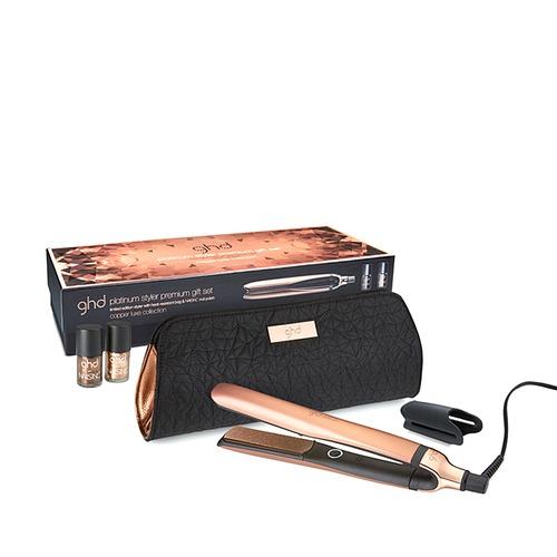 ghd Platinum Copper Luxe Premium Gift Set