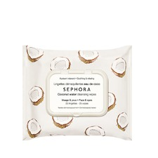 Coconut Water Cleansing Wipes