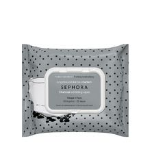 Charcoal Exfoliating Wipes
