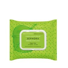 Green Tea Exfoliating Wipes