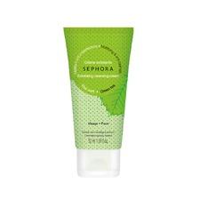 Green Tea Exfoliating Cream