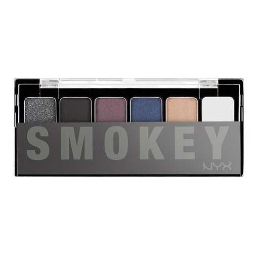 The Smokey Fume Shadow Palette