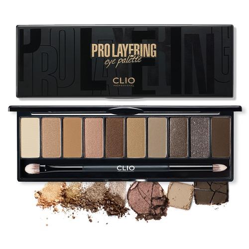 Pro Layering Eye Palette