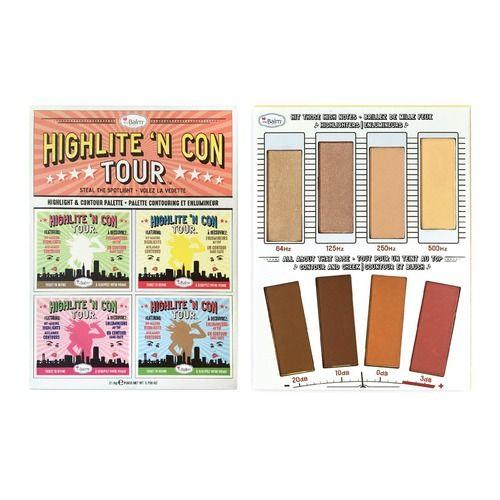 Highlite 'N Con Tour   Highlight & Contour Palette
