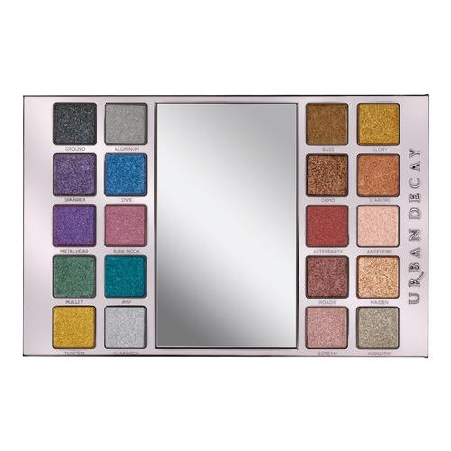 Heavy Metals Metallic Eyeshadow Palette