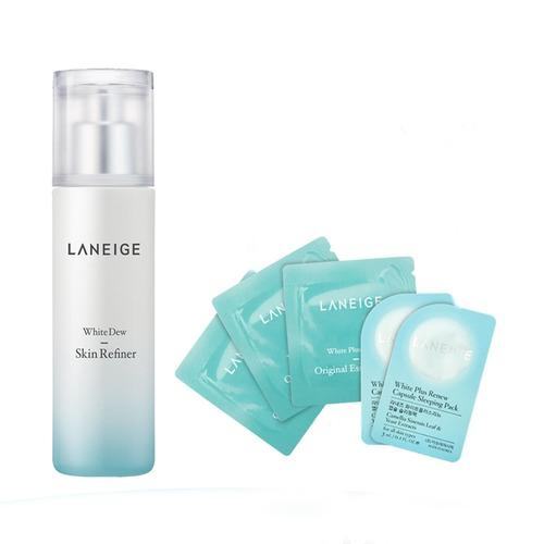 White Dew Skin Refiner Set