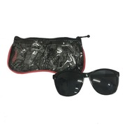 Sunglasses With Lave Pouch